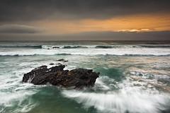 Signs of sun (Jose Viegas) Tags: sunset costa portugal nova vila alentejo milfontes vicentina canon5dmarkii