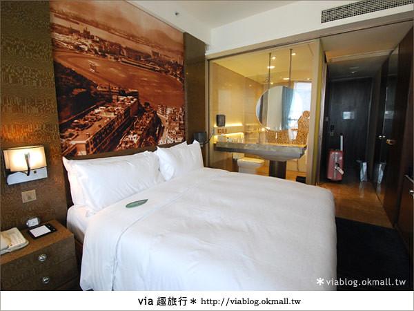【香港自由行住宿】海景五星級酒店~港島海逸君綽酒店10