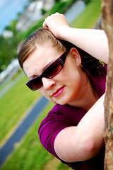 Jenn_9130 - (dcketcham) Tags: ohio portrait beautiful smile daylight nikon flickr selftaught wife d40