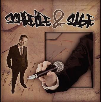 "Albumcover Instinktsteve ""Schreibe & Sage"""