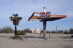 Roadside05 (Alix!) Tags: california abandoned highway desert random gasstation roadside highway62 hwy62 ca62