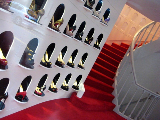 Christian Louboutin Boutique 1
