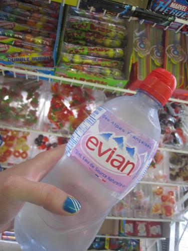 Evian - $3.29