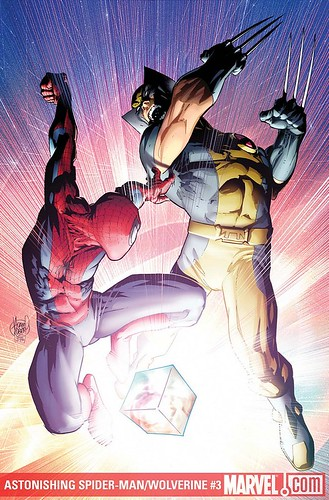ASTONISHING SPIDER-MAN & WOLVERINE #3