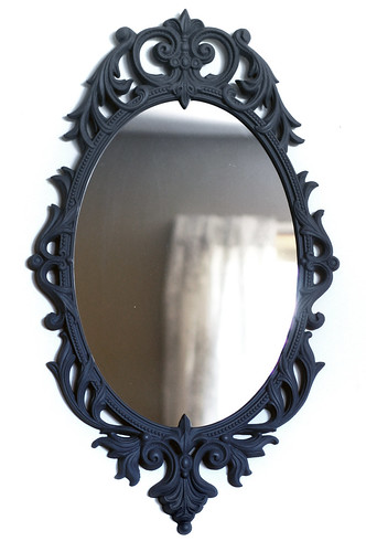 Fancy Mirror --  After