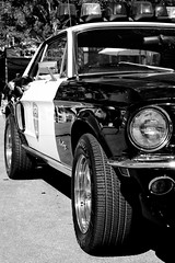 4 Great (Samuel Pasquier) Tags: california car police voiture burlingame fordmustang 4great copscar policefordmustang californiaspecialfordmustang