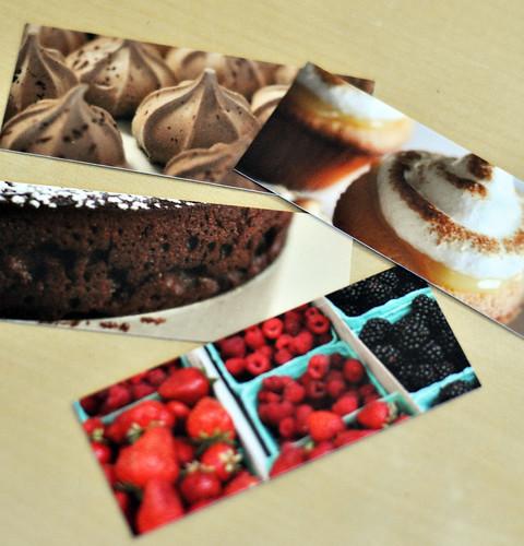 Dessert Cards