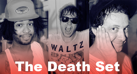 The Death Set Friendship Cove Montreal Indie Punk Music Live Stacyann Lee Brooklyn Counter Records