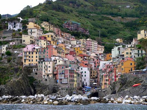 Turismo en la Riviera Italiana