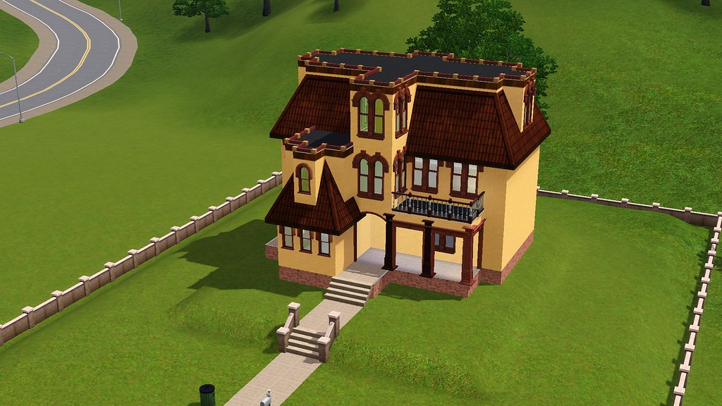 Mansard Roofs The Sims Forums