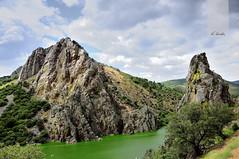 Parque Nacional de Monfragüe - Salto del Gitano / National Park of Monfragüe - Gipsy canyon (A.González) Tags: españa angel río river nationalpark spain nikon tajo cáceres monfragüe 18105 extremadura parquenacional d90 angelgonzalez saltodelgitano agiz3