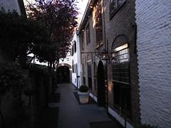 Entrada al Restaurante De Beukenhof