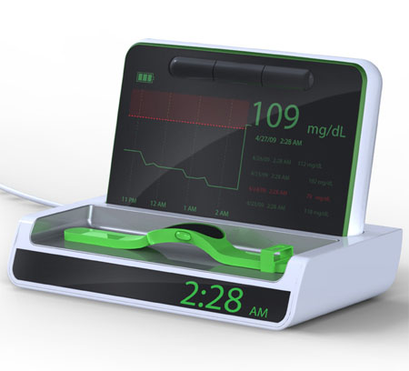 Blood Sugar Monitoring Device