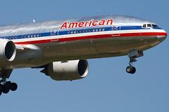 N772AN - 29580 - American Airlines - Boeing 777-223ER - 100617 - Heathrow - Steven Gray - IMG_4268