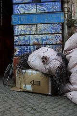 Jesus was homeless (Norte_it [Dario J Lagan]) Tags: festival comics painting casa live homeless jesus illustrations crack fumetti viso barba celle forte pupazzo senza ges prenestino illustrazione gonfiabile