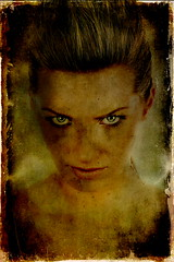 Olga (tommaso manasse) Tags: portrait texture girl model eyes occhi sguardo olga ritratto ragazza modella tommasomanasse