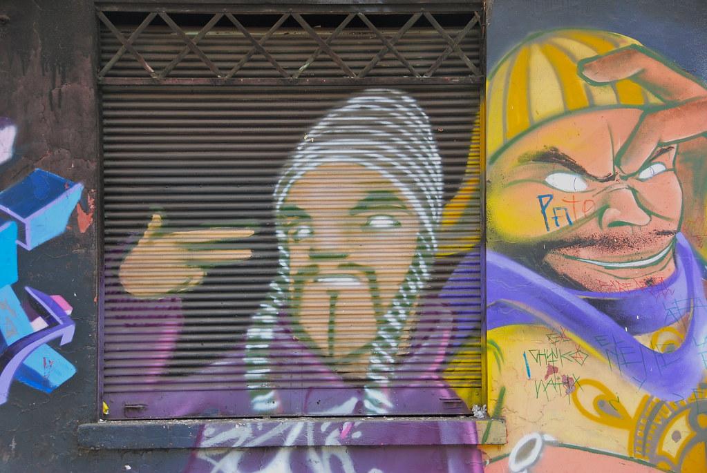 Mural, Renca