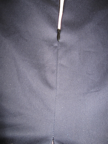 Kdress zippedup