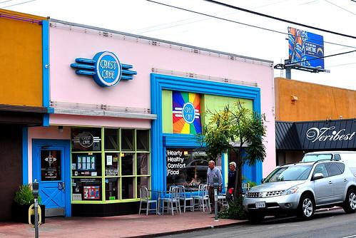 Crest Cafe - San Diego