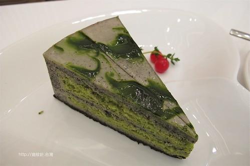 美人塾芝麻蛋糕