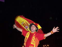 End of the Curse (SlackerMD) Tags: spain victory wordcup