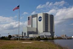 NASA VAB Building at KSC