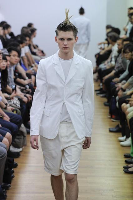 Matteo Haitzmann3026_SS11_Paris_Comme des Garcons Shirt(fmag)