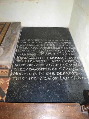 Arthur Capell 1648