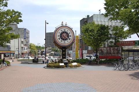 JR久留米駅