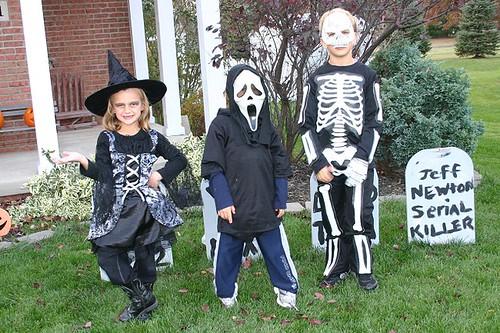Happy Halloweenie!!