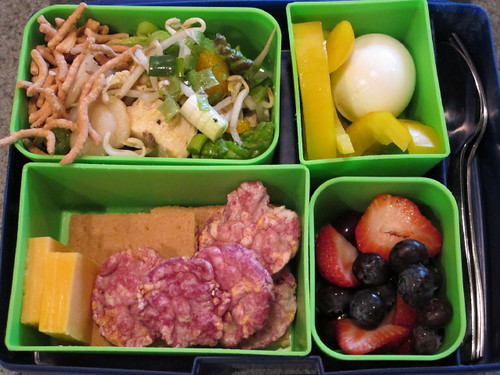 Bento Box Lunch 9-8-10