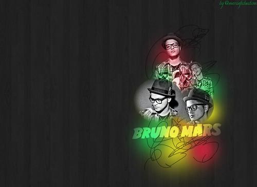 Crucopesrai: Bruno Mars Wallpaper