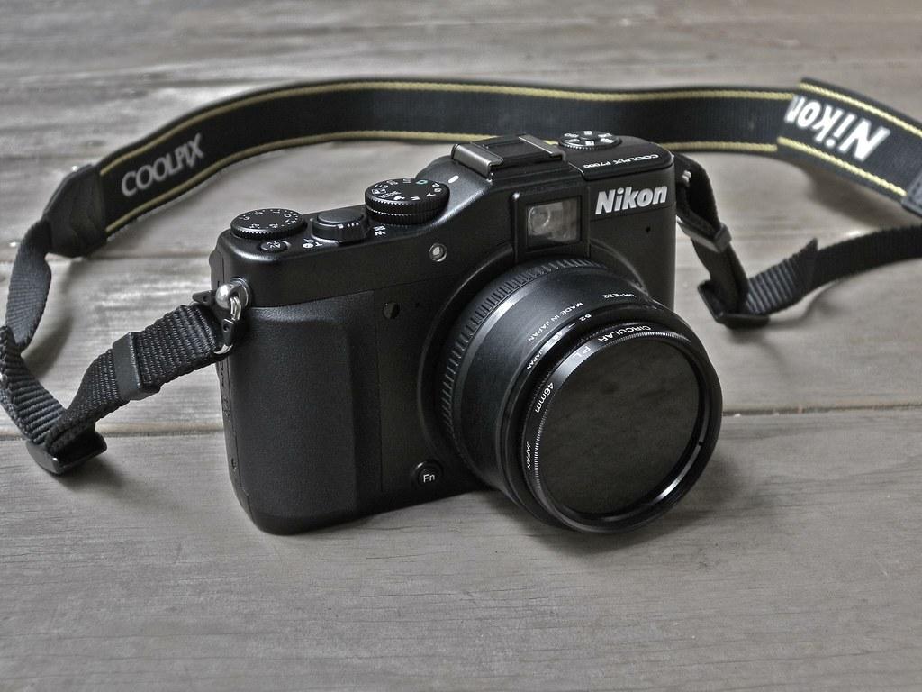 Nikon COOLPIX P7000 + CIRCULAR PL filter