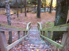 Upper Chattahoochee Stairs