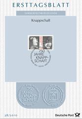 750_Jahre_Knappschaft_Ersttagsblatt