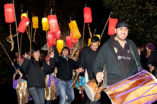 Eternal Taal lead the 'Parade of Light'