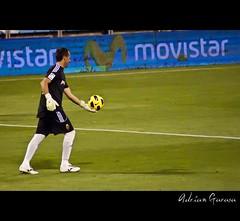 Real Zaragoza 1 - Real Betis 2 (Copa del Rey) (Adrin G.) Tags: espaa sevilla soccer sony zaragoza agf alpha futbol copadelrey ftbol betis a300 lopera aragn realbetis realzaragoza sonya300 alpha300