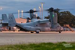 US Marines V-22 Osprey 07 YSSY-8334 (A u s s i e P o m m) Tags: v22 osprey v22osprey usmarines sydneyairport syd yssy mascot newsouthwales australia au