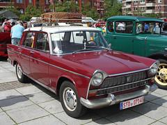 1500 (Schwanzus_Longus) Tags: german germany italy italian old classic vintage car vehicle nordenham sedan saloon fiat 1500 1500l