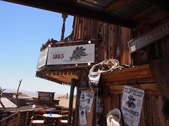P5280570 (photos-by-sherm) Tags: calico ghost town san bernadino california ca desert mining mines history saloons gunfight museum spring