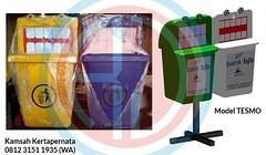 Tempat Sampah Kartun Fiber Sebagai Pembelajaran Bagi Anak (Ramdhani Jaya) Tags: news tempat sampah fiber csr distributor gambar kartun model bak tesmo