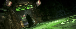 Batman: Arkham Knight / Going Backstage