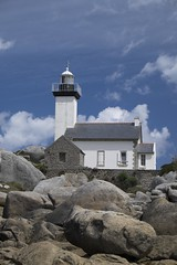 Le phare de Pontusval ** (Titole) Tags: phare lighthouse titole nicolefaton rocks rochers sky pontusval thechallengefactory