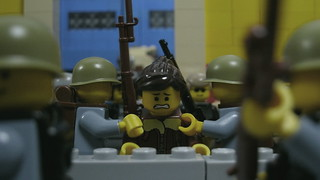 Lego War: Aftermath ''Flashback Scene''