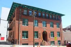 Gum Moon Women's Residence, Chinatown (New York Big Apple Images) Tags: methodist chinatown sanfrancisco california