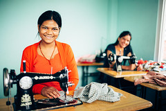 Photo of the Day (Peace Gospel) Tags: girl girls woman women trafficking survivor survivors lovely loved beautiful beauty smiles smiling smile happy happiness joy joyful peace peaceful hope hopeful thankful grateful gratitude sewing sew handmade crafts craftsmanship crafting making empowerment empowered