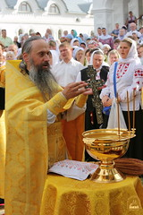 021. The Feast of Saint John, Wonder-worker of Shanghai and San Francisco in Adamovka Village / Свт. Иоанна Шанхайского в Адамовке 02.07.2017