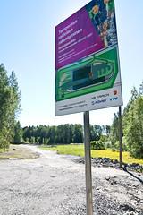 Tampereen raitiotie 07/2017 (location: unknown) Tags: depot depots europe finland infrastructure places raitiotie raitiotiet structures tampere tramway tramways underconstruction varikko varikot