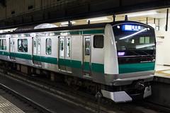 Saikyo Line E233-7000 series 002 (A.S. Kevin N.V.M.M. Chung) Tags: train rail japan omiya jr