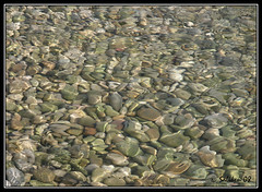 Transparencias (Santiago Vidal - Saliken) Tags: mar agua torreblanca piedras torrenostra